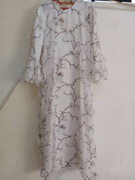 Gamis bunga sakura