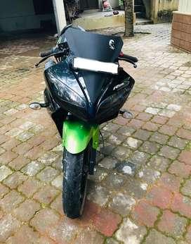 R15 green colour