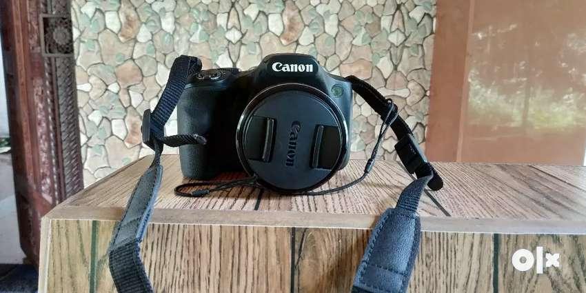 Cannon SX540 HS 0