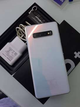 Neat Condition of Samsung S10 Plus with Warranty
