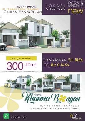 Rumah murah di Griya Khanna Bongan, Tabanan bali