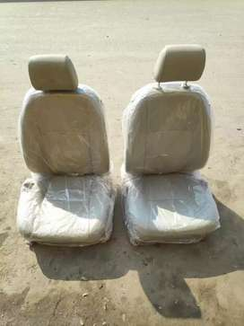 thar front seats..used types