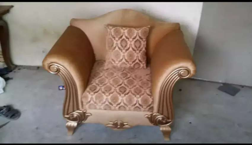 Sofa 7 sitar for Sale golra rad furniture market suleman town 0