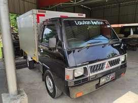 Mitsubishi L300 box pick up 2013 istimewa full orisinil