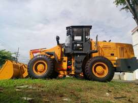 Big Promo Wheel Laoder Lonking CDM 833 Kapasitas 1.7 Kubik Enrekang