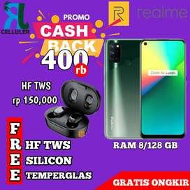 REALME 7i 8/128 GB RESMI INDONESIA