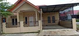 Di jual cepat rumah Hook type 100/135 DP 20% Kuranji Padang