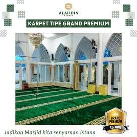 Jual Karpet Masjid Kualitas Super Baik Tipe Gand Premium