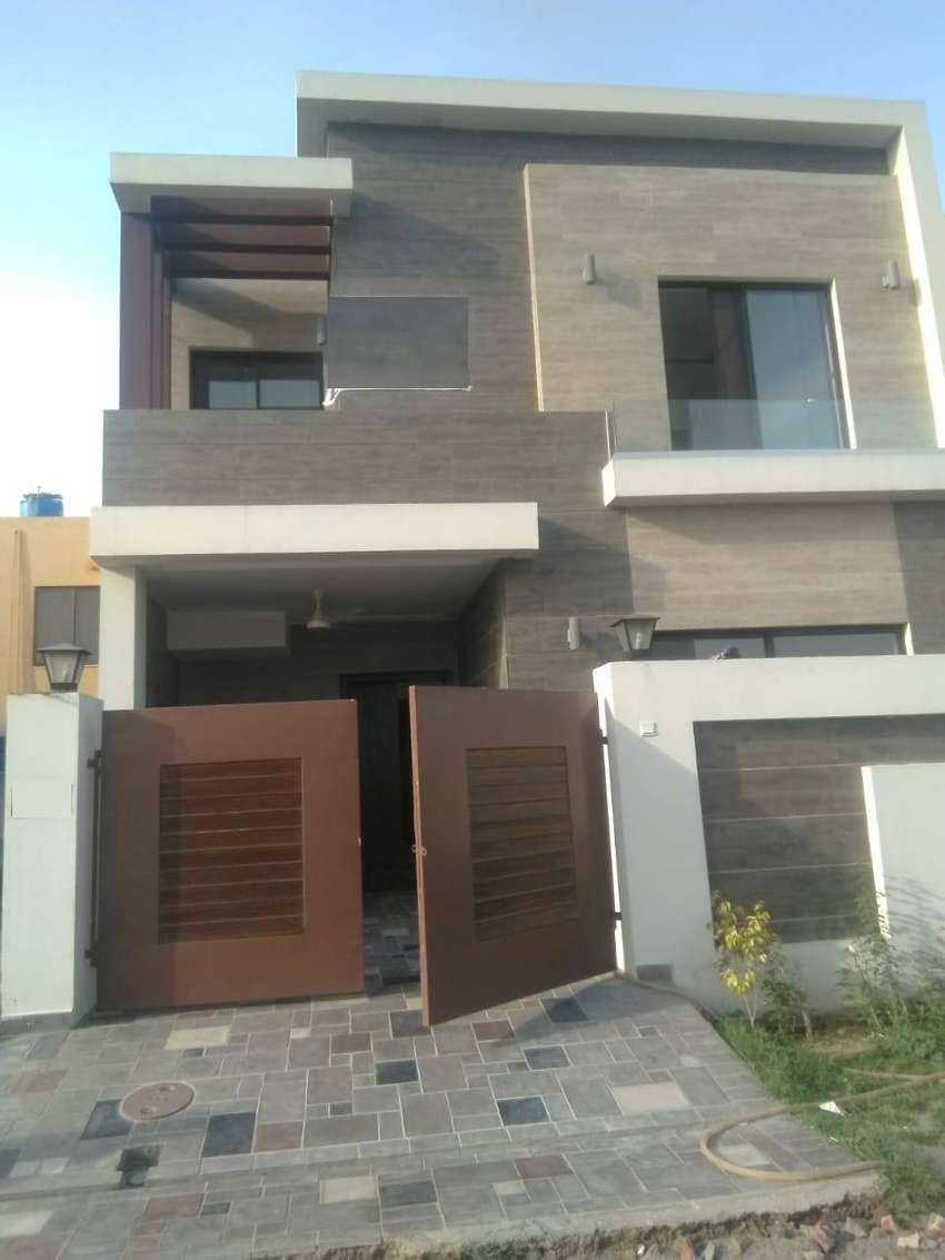 BISMA ESTATES OFFERS 5 MARLA BRAND NEW HOUSE IN STATE LIFE SOCIETY 0