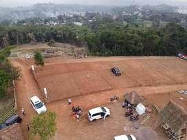 Tanah Murah dekat dgn kantor kecamatan