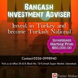 Furnished Appartments in Istanbul for sale.
