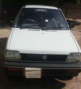 Mehran in Neat and Clean condition