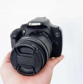 Kamera DSLR Canon 1200D Normal Mulus