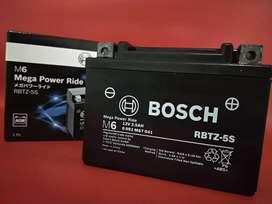 Bosch mf aki motor yamaha new vega zr