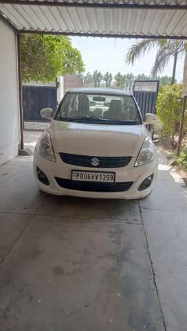 Swift dzire model january 2013 in very good condition