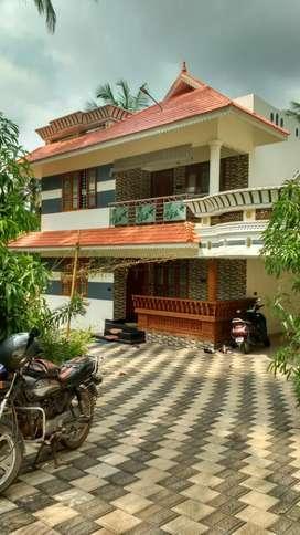 House for rent vembanoor near aruvikkara dam