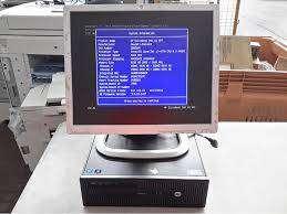 HP core I5 2nd gen 4gb ram 1 tb  hdd 19 inch led full set desktop