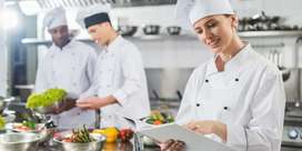 Need a cook for 2 person