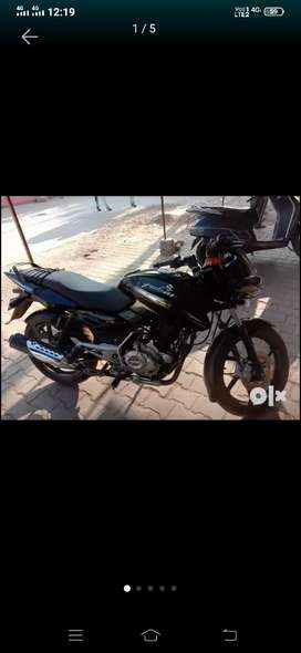 Sell Pulser 150 black new condition