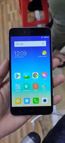 Xiaomi Note 5a 2/16 Bekas Normal Hp Dan Casan Aja