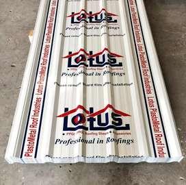 Lotus Plastometal Roof industry