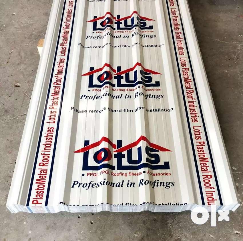 Lotus Plastometal Roof industry 0