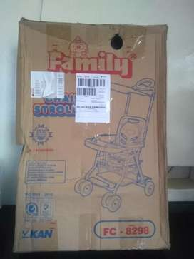 Tempat Makan merk Family model stroller