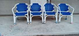 delux lawn chairs