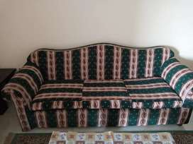 Sofa set and wardrobe for sale