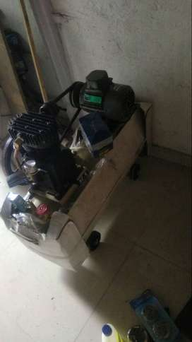 Air Compressor 1 hp 3 phase