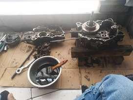 Jasa servise motor