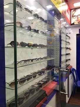 Optical shop sale