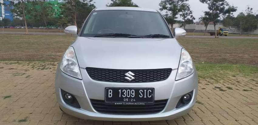 Suzuki Swift GX a/t 2014 0