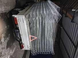 Distributor Pagar Besi BRC Jember