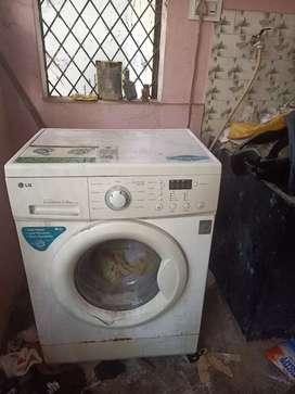 Front load washingmachine