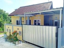 BUC Rumah Mungil di Serongga kondisi BARU