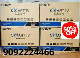 """45"""" INCH NEW SONY BRAVIA LED TV 50% OFFERED SALES.DIWALI SALE."""