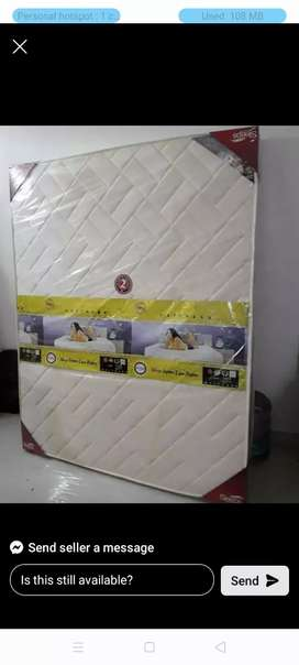 Mattress available with all size