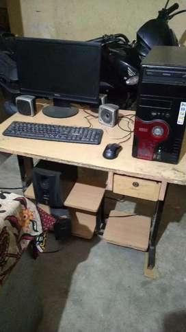 I3 Desktop well Condition
