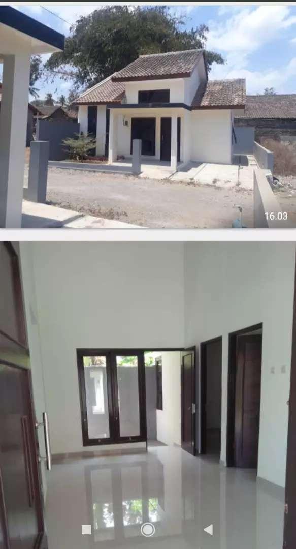 Jual rumah murah luas di studio alam wisata Gamplong Moyudan Sleman