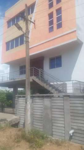 For educational Institute, SUPER market  three floors including lift