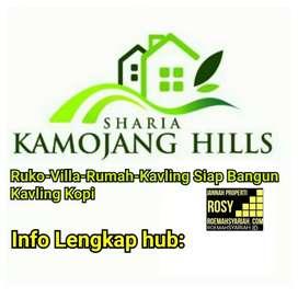 Kota Wisata Kamojang Hills Garut