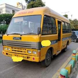 Swaraj mazda diesel school bus. 24 seater.2012.up ltt