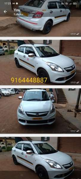 Maruti Suzuki Swift Dzire 2018 Diesel Well Maintained