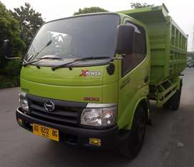 Hino Dutro Dump truk Xpower thn2019