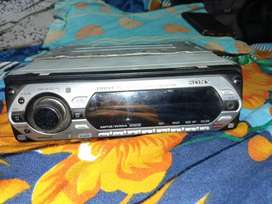 Car Sony xpload music system