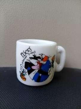 Pajangan Hiasan Mini Mug Looney Tunes Pisces