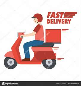 Do Delivery Job In Food with Govt permission
