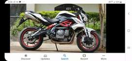 Benelli 600i  2017ABS with IXIL 60