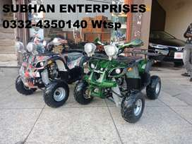 2021 High Quality 125cc Hummer  Atv Quad Four Wheels Bike Deliver In